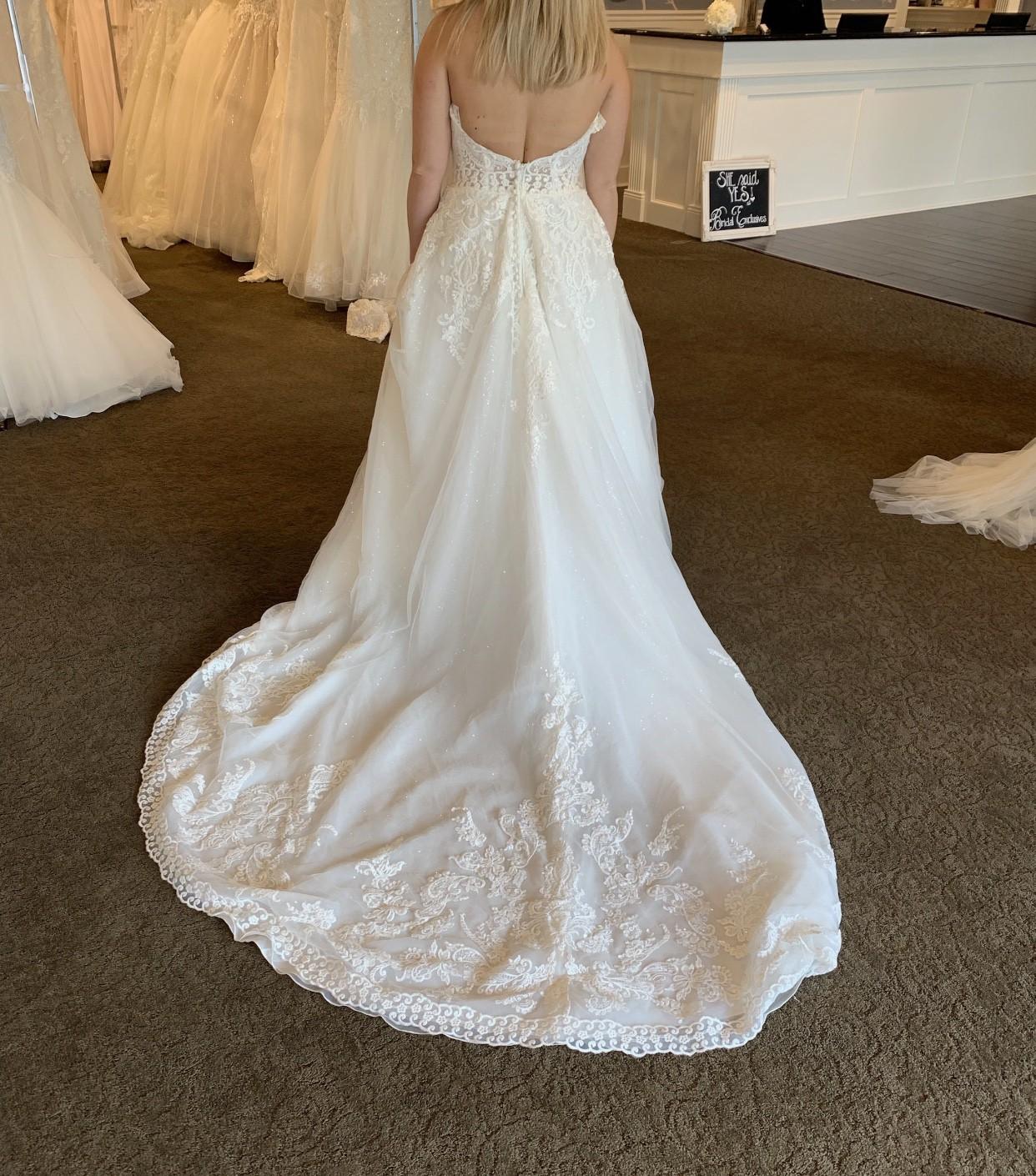 Morilee New Wedding Dress On Sale 29% Off