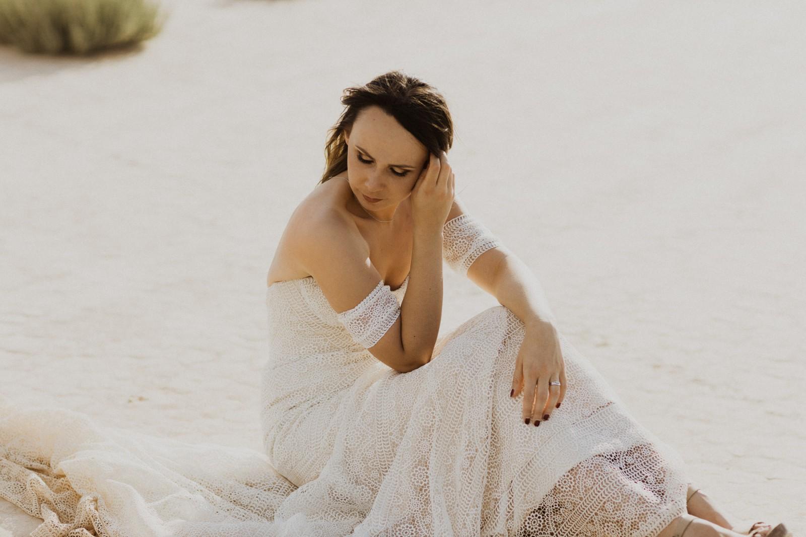 Love Spell Madison Boho Lace beautiful romantic dress Used Wedding ...