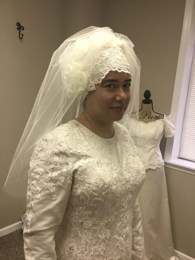 Elegant Bridals Custom Made