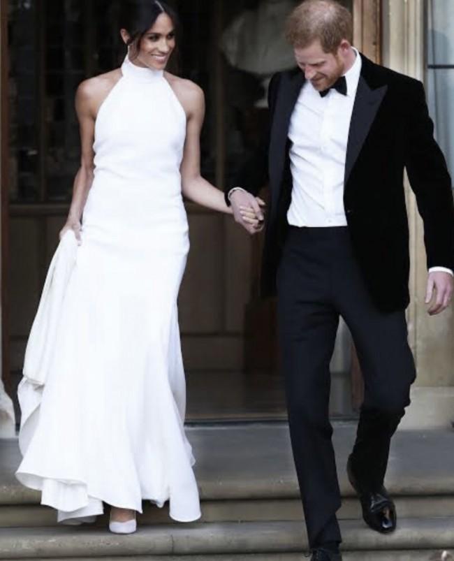 Stella McCartney Magnolia Stretch Cady Dress