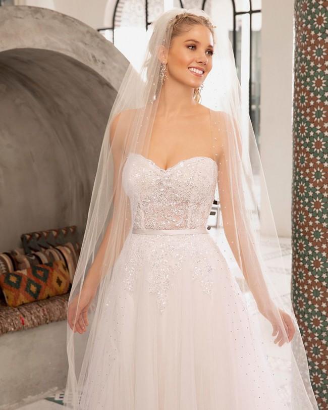 Beloved By Casablanca Bridal STYLE BL306 NOVA