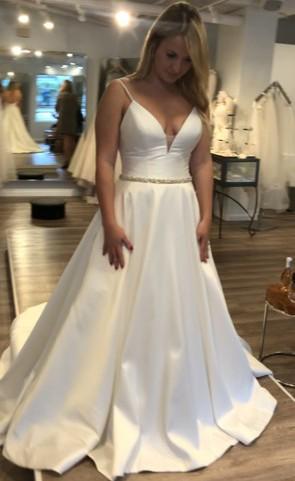 Allure Bridals 9570 Ivory