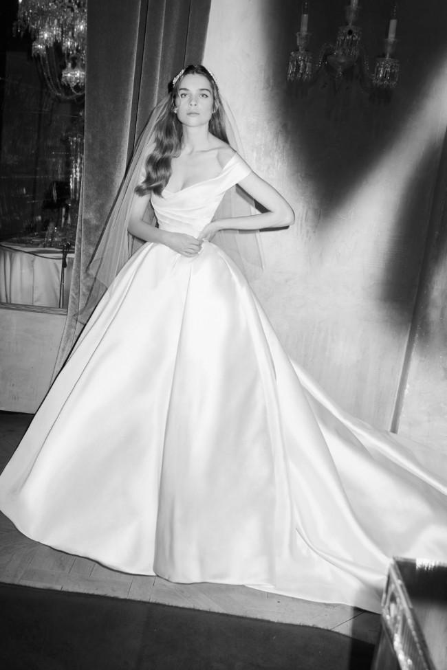 Elie Saab Look 2 2019 Bridal Collection