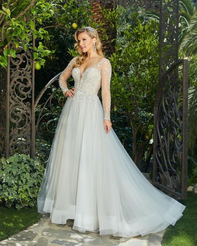 Casablanca Bridal 2395