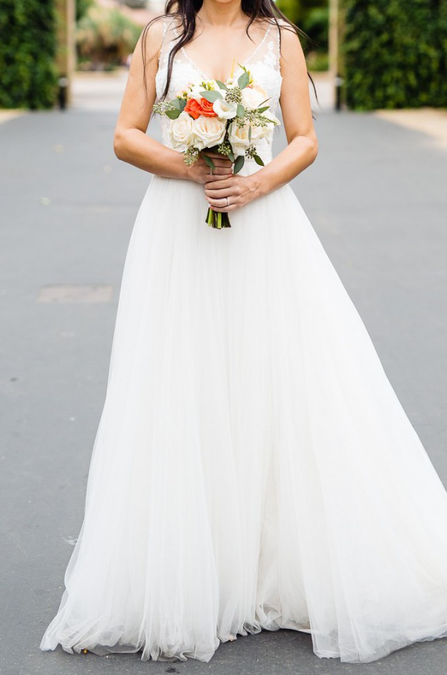 BHLDN, Cassia gown