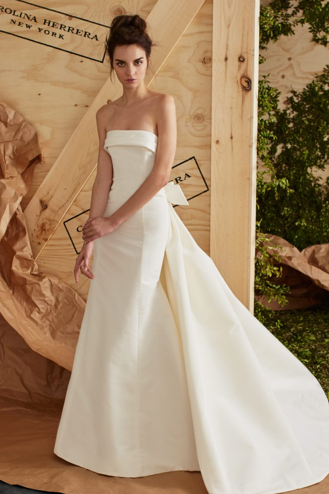 Carolina Herrera Wedding Dress.Carolina Herrera Arielle Wedding Dress On Sale 35 Off
