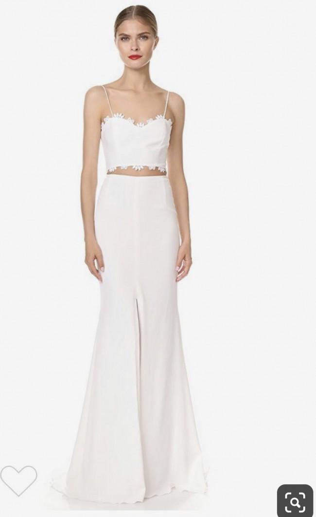 Rime Arodaky, Stone top + Camille skirt