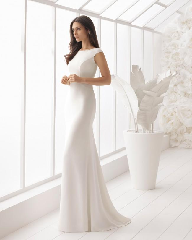 aa6991c109 Rosa Clara Lucena 2018 2019 Collection Preloved Wedding Dress on ...