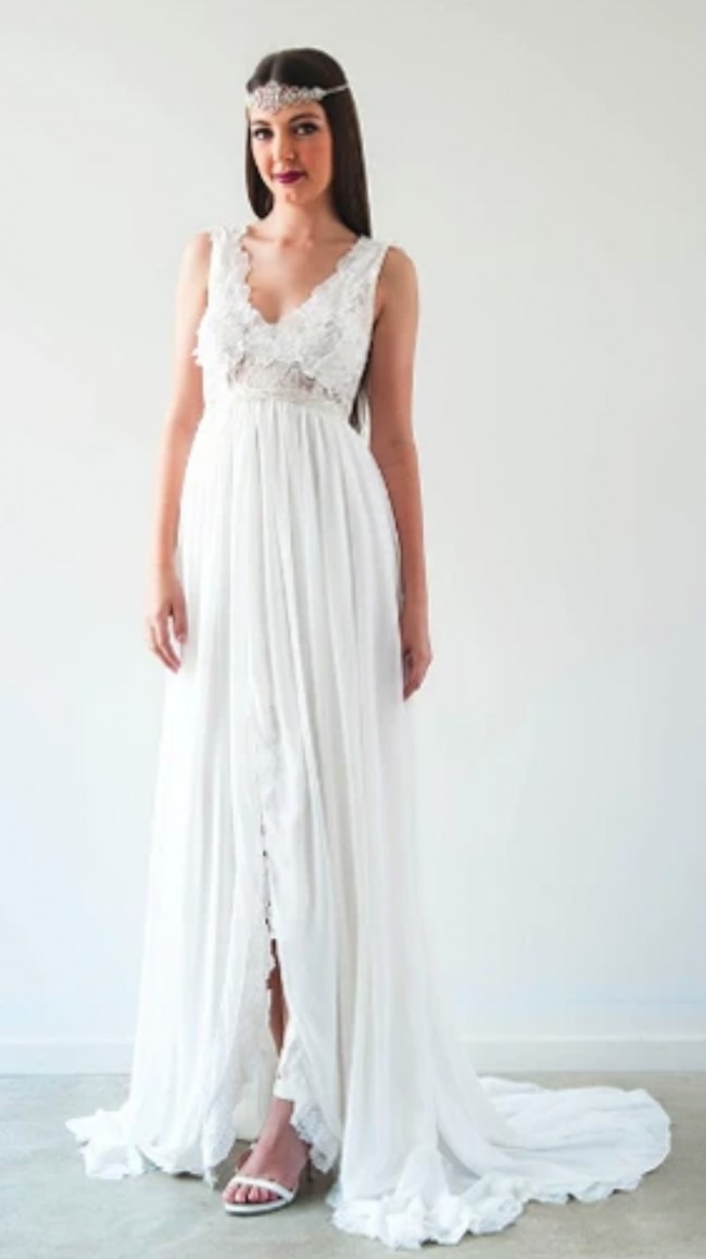 When Freddie Met Lilly, Vivienne Gown - SAMPLE SALE