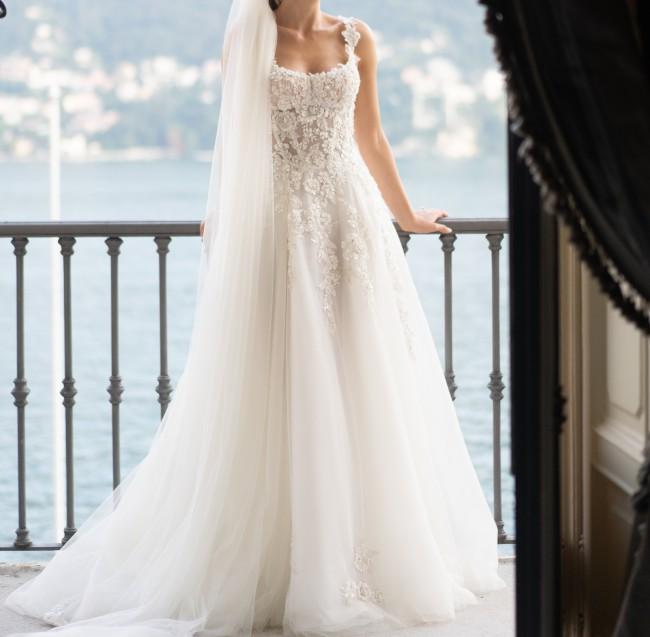 Galia Lahav Couture Custom Designed One of a Kind