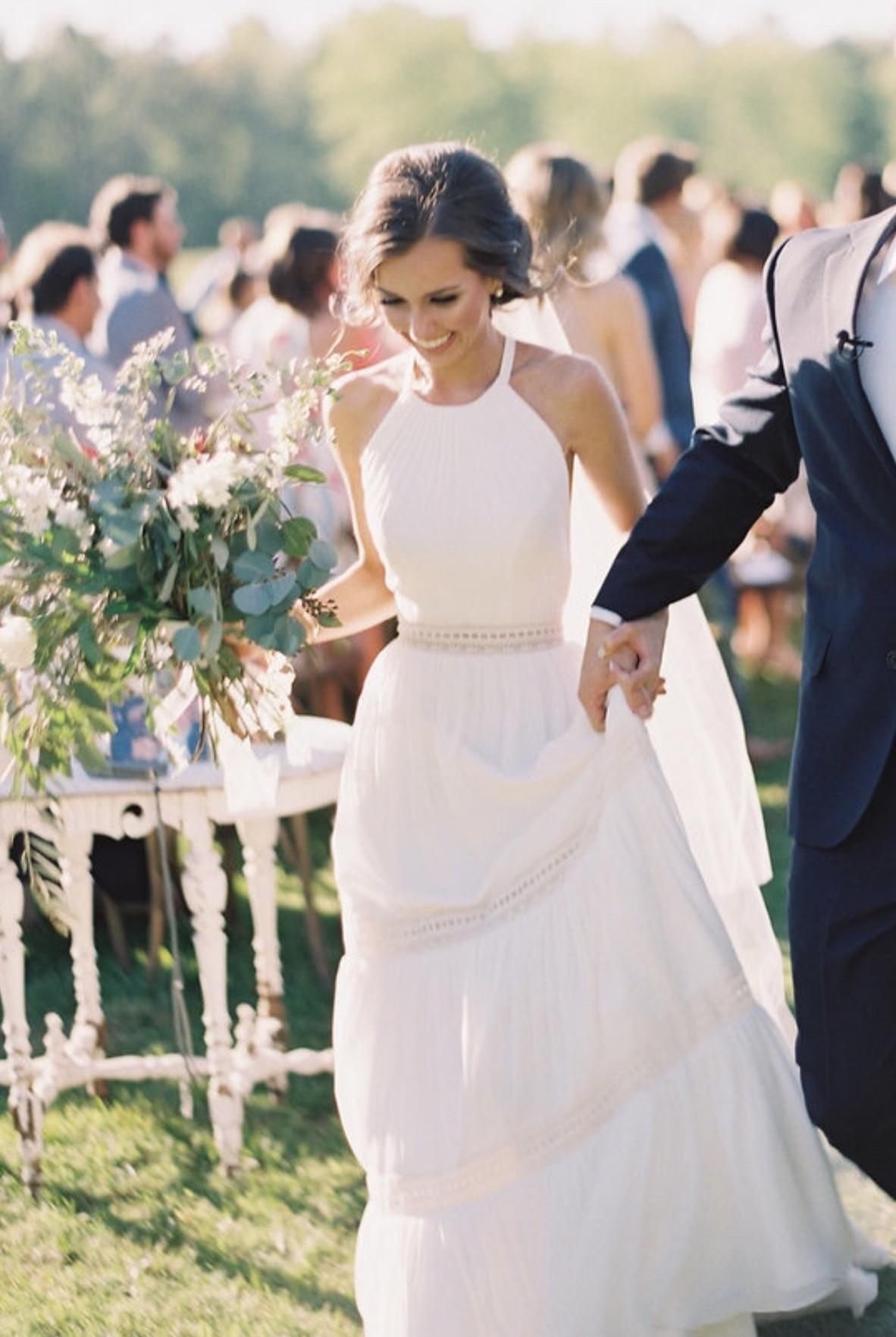 ef21c5e7c49 Heidi Elnora Cameron Darling New Wedding Dress on Sale 60% Off - Stillwhite