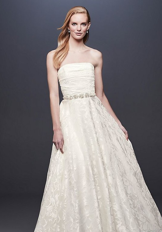 David's Bridal Collection NTWG3907