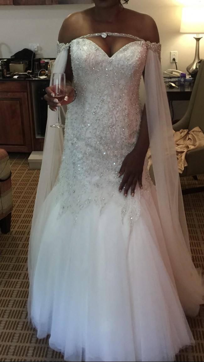 Allure Bridals C227