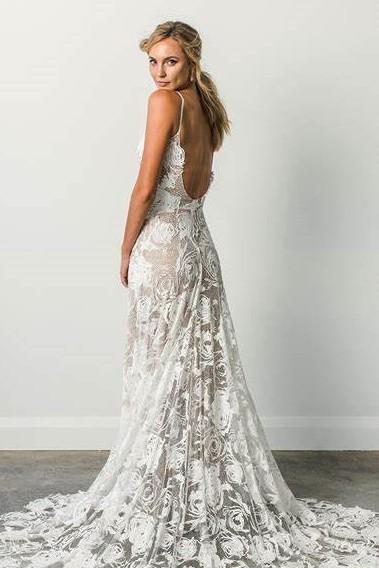 Grace Loves Lace Rosa Gown