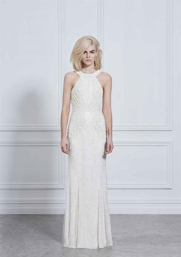 Rachel Gilbert, Saskia Dress