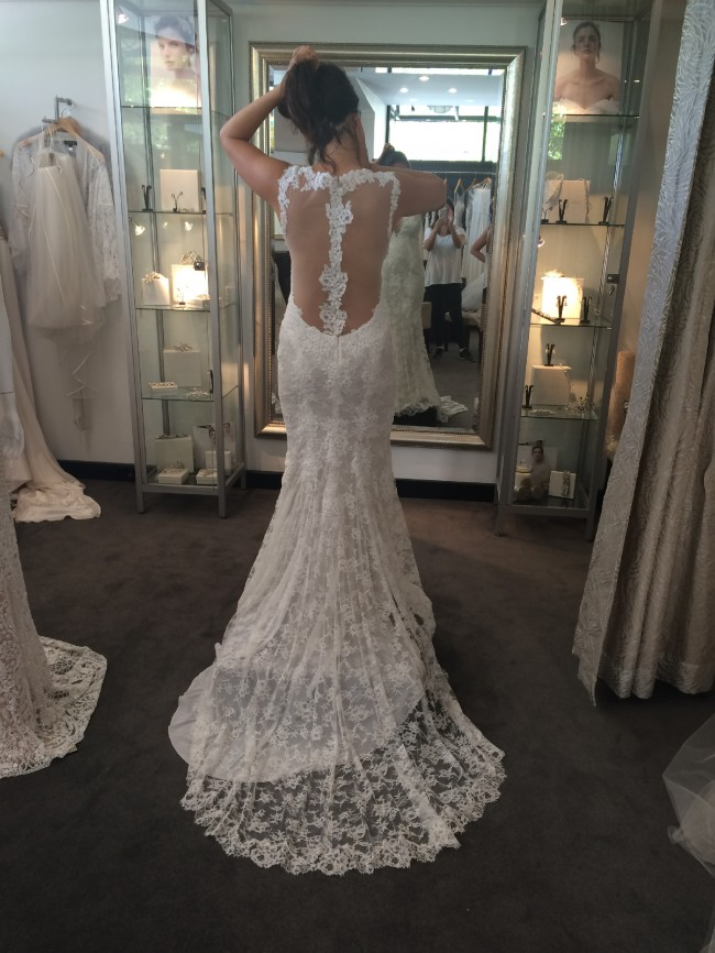 Monique Lhuillier L'Amour Gown