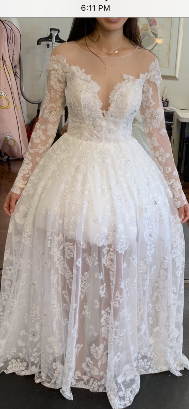Hayley Paige, Ball Gown