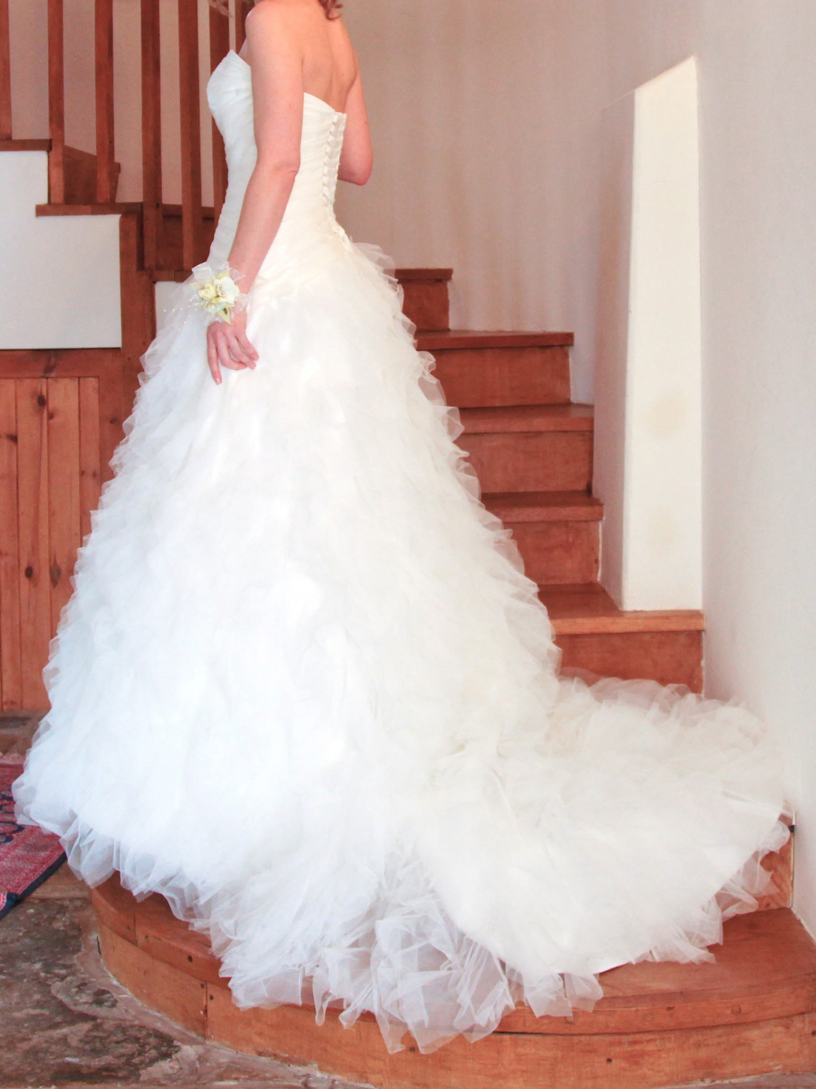 Nicole Jackson Sandra Second Hand Wedding Dress On Sale 78