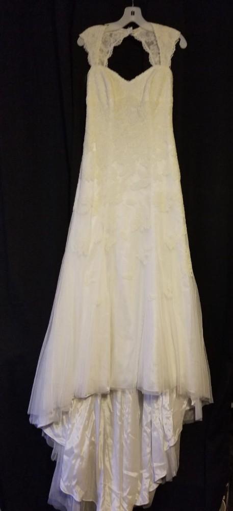 David's Bridal Collection VW9768