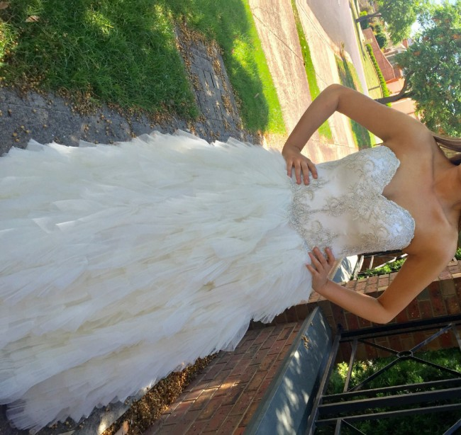 Bonita Couture, Custom Made - Lace and Tulle