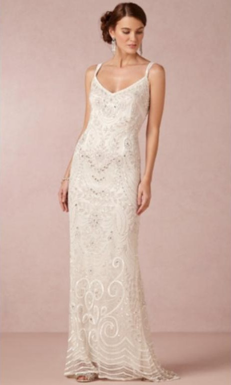 BHLDN THEIA ELSA GOWN