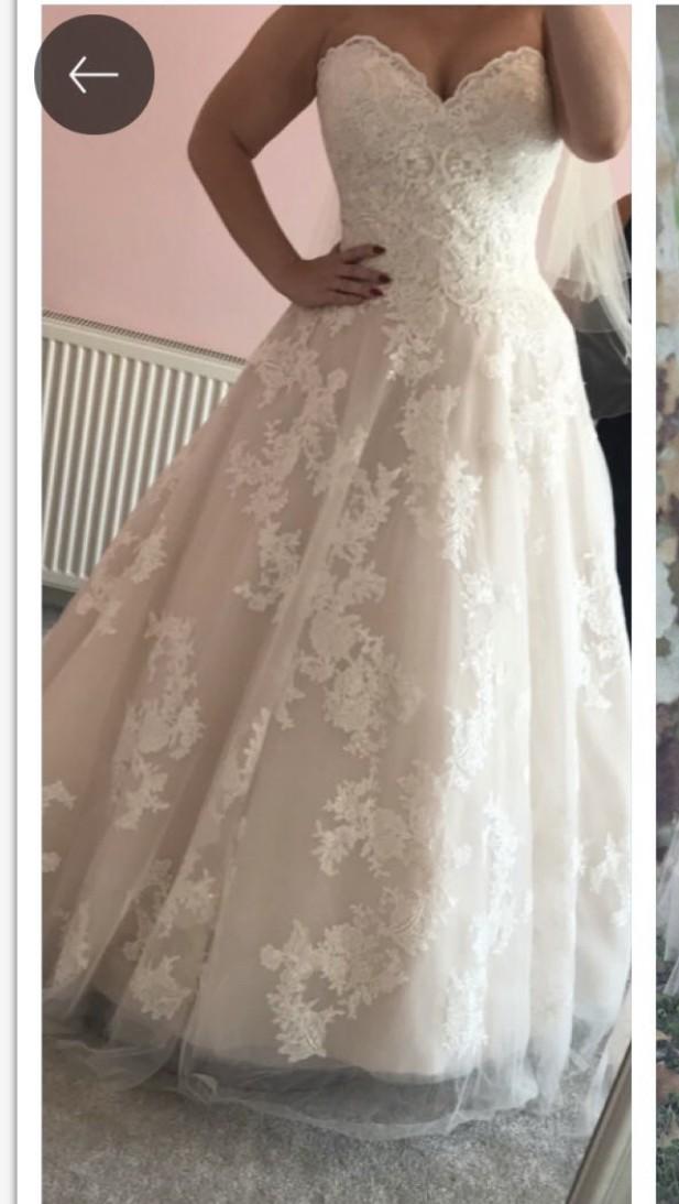 Allure Bridals 9353