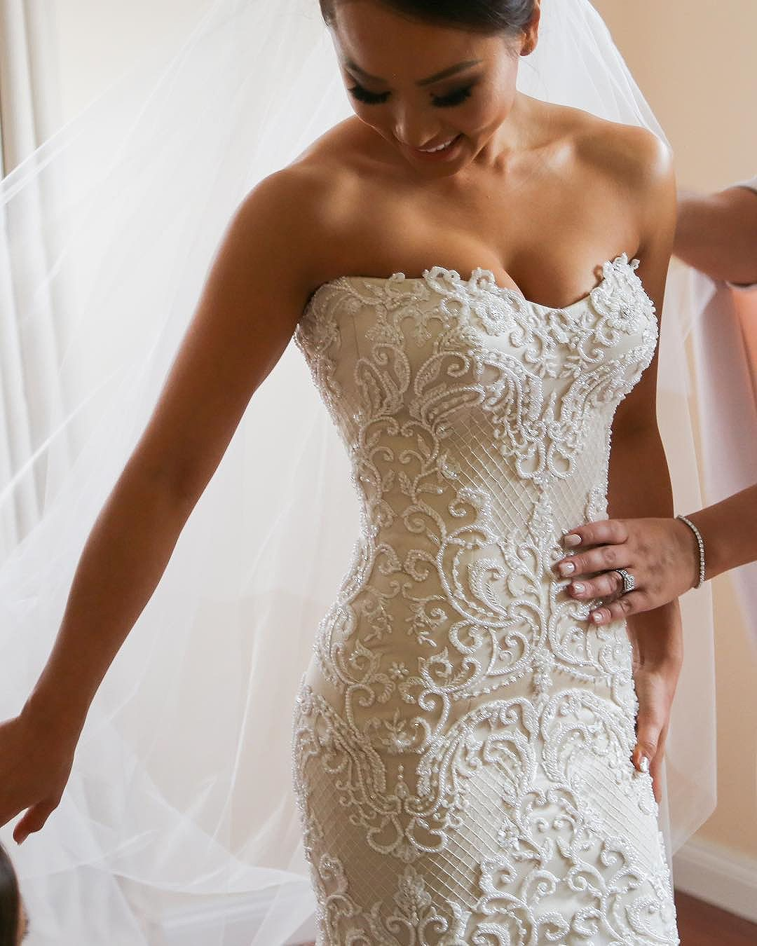 Second Hand Wedding Gown: Personalised Weddings Couture Second Hand Wedding Dress On