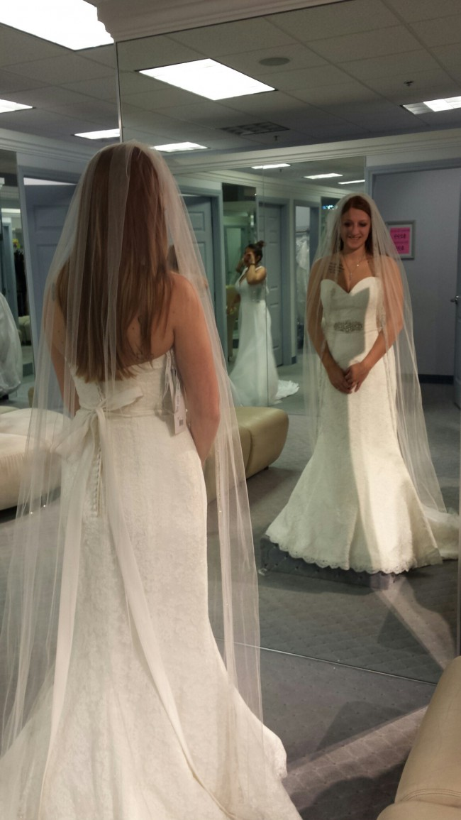 Alfred Angelo 600