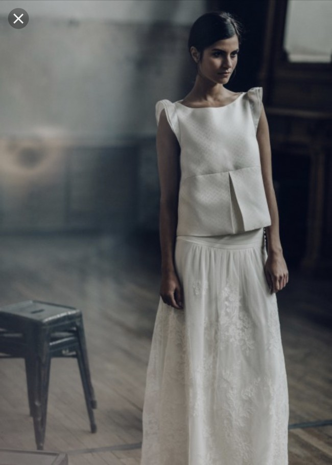 Laure de Sagazan, Mirabeau skirt + Ariac top