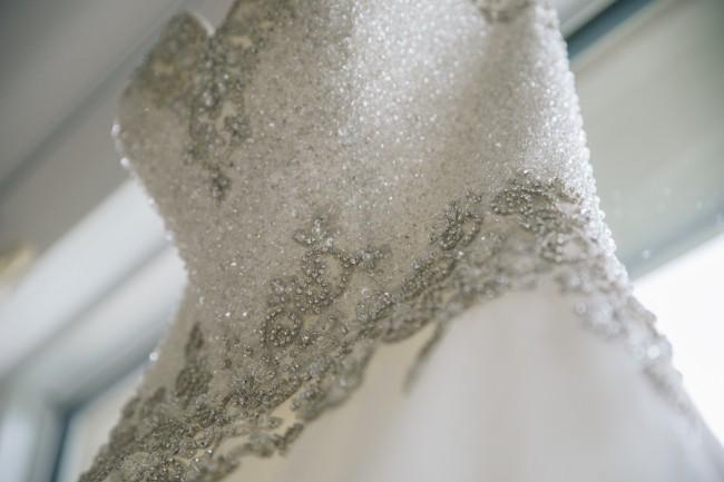 Allure Bridals, Couture C323