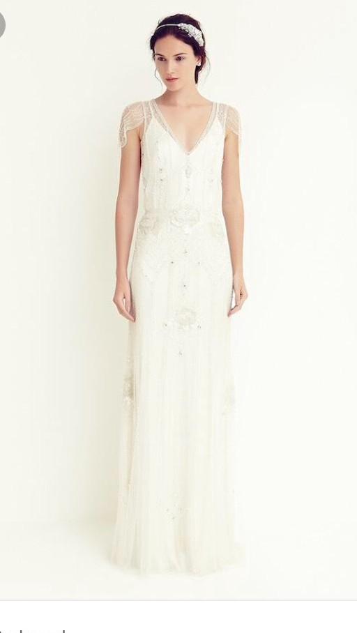Jenny Packham Eden Ivory Wedding Dress