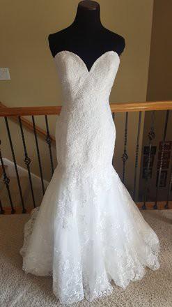 Allure Bridals 9257