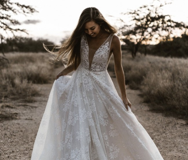 Unique Bridal Collection Grace (Plus size)