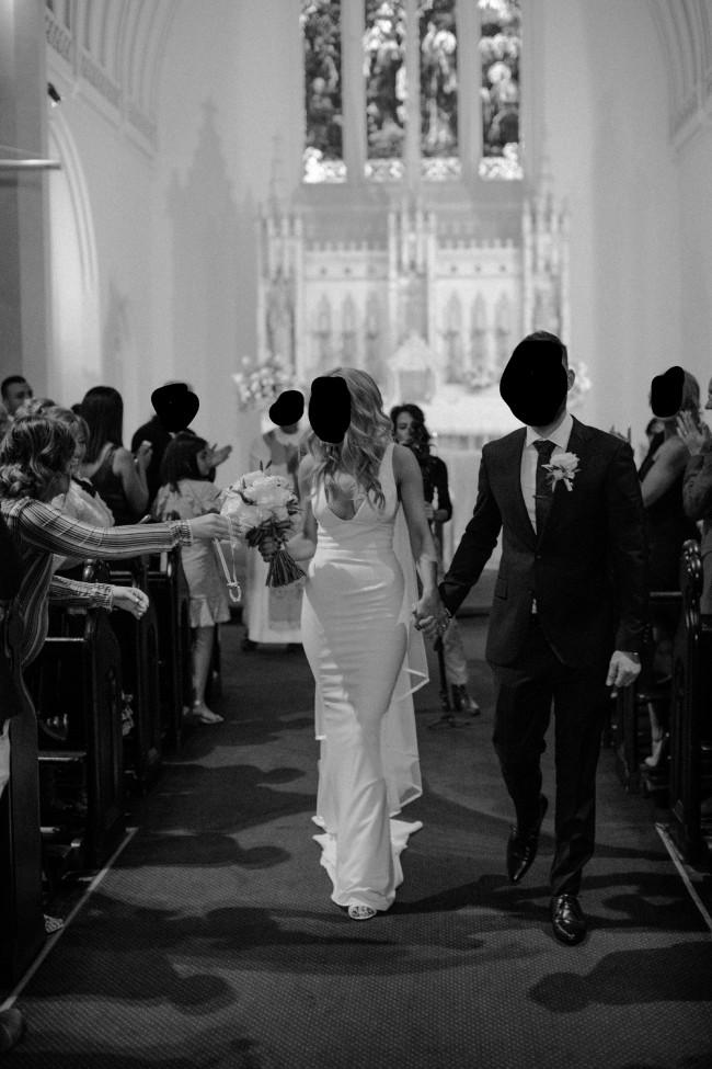 Love you more bridal Custom
