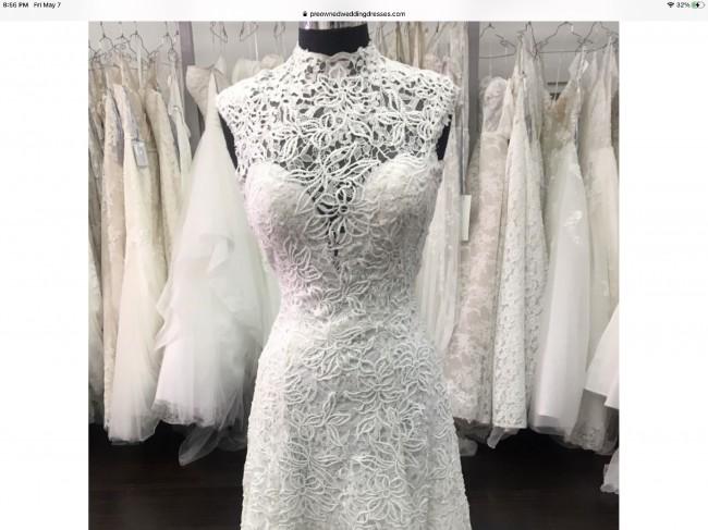 Casablanca Bridal Vienna.   #2345