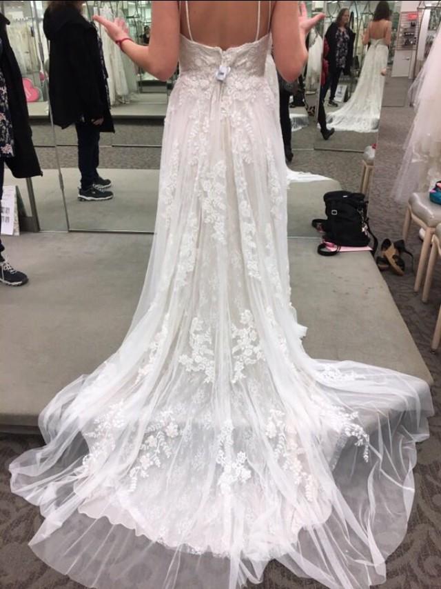 David's Bridal MS251177