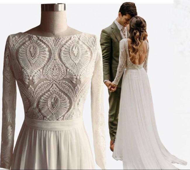 Unique Bridal Collection Sofia