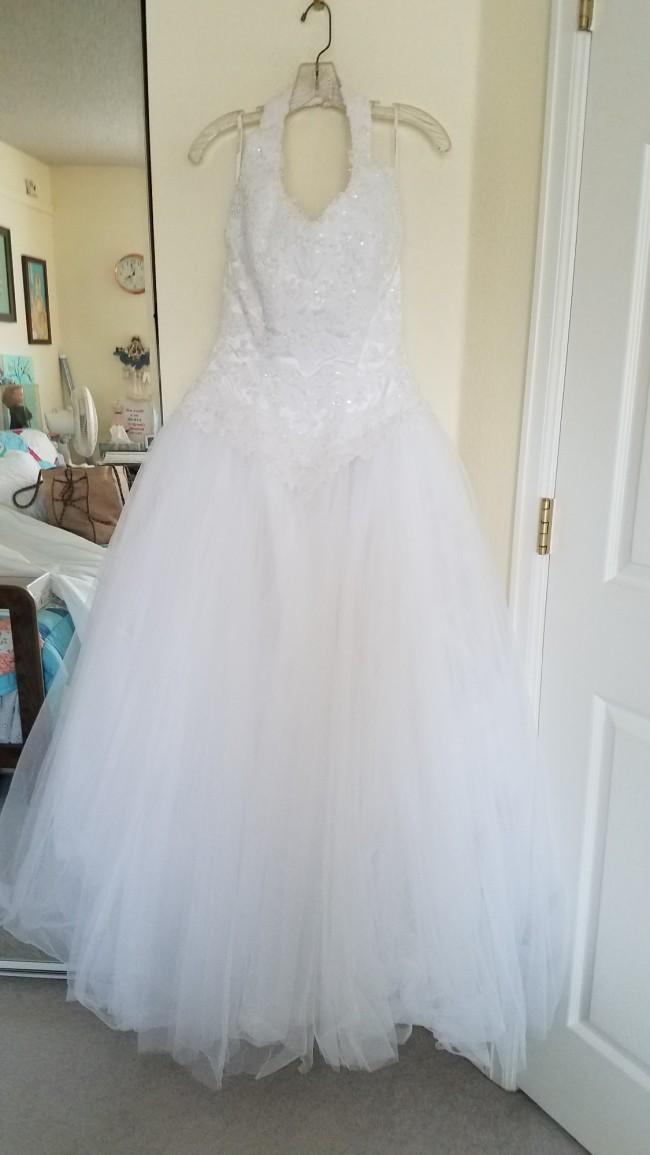 David's Bridal 96280