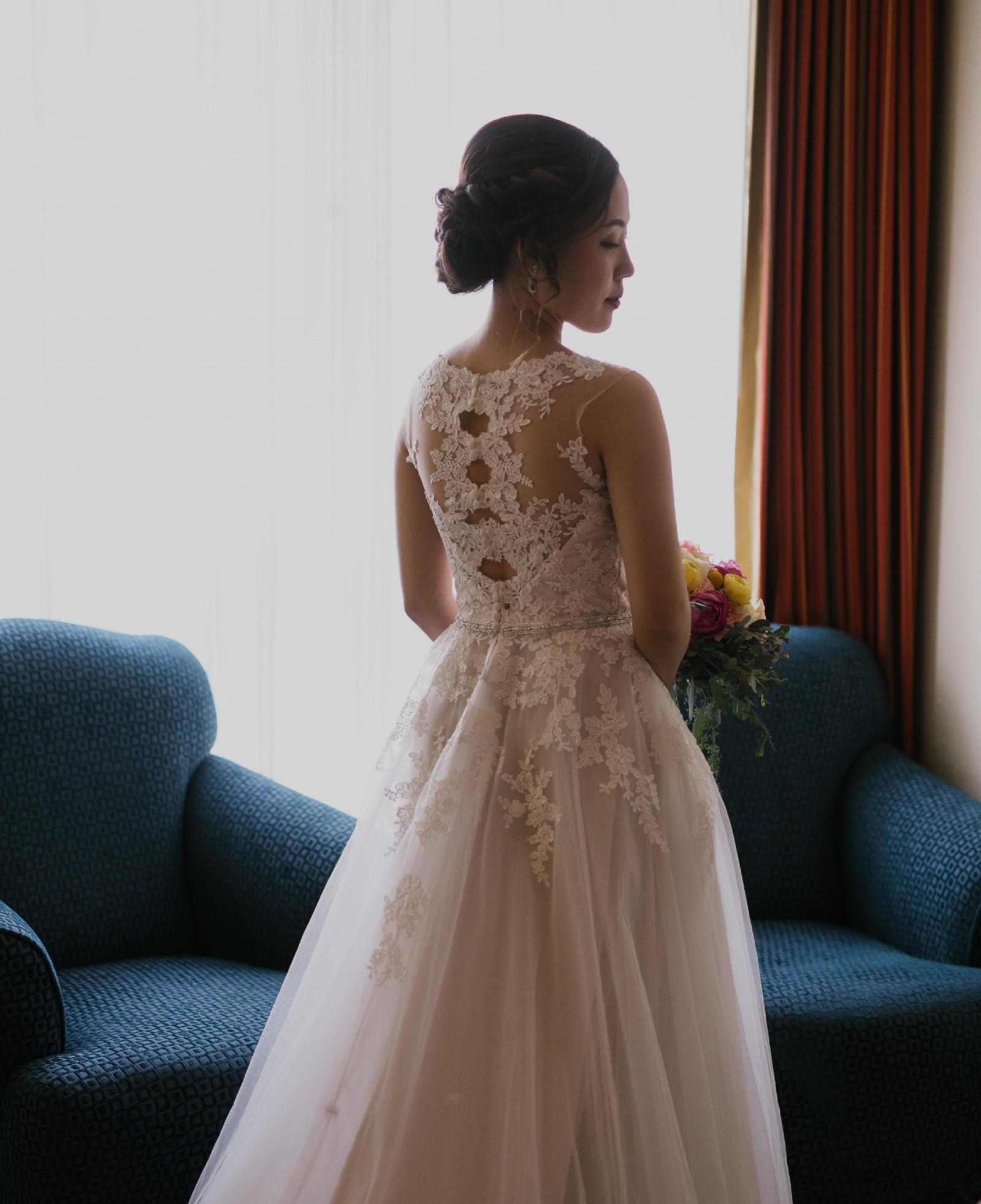 Maggie Sottero Olivia Used Wedding Dress On Sale 31% Off