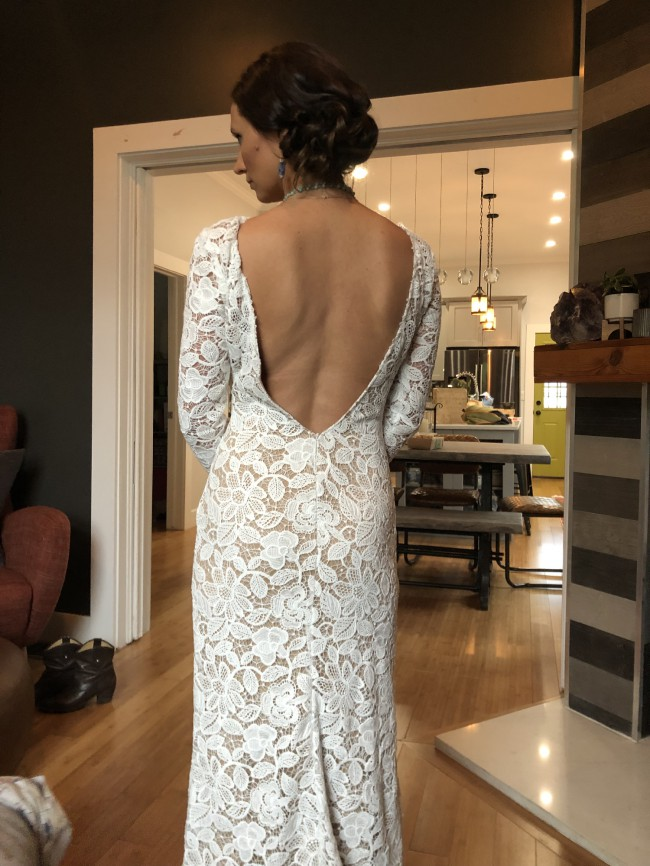 BHLDN, Medallion Dress