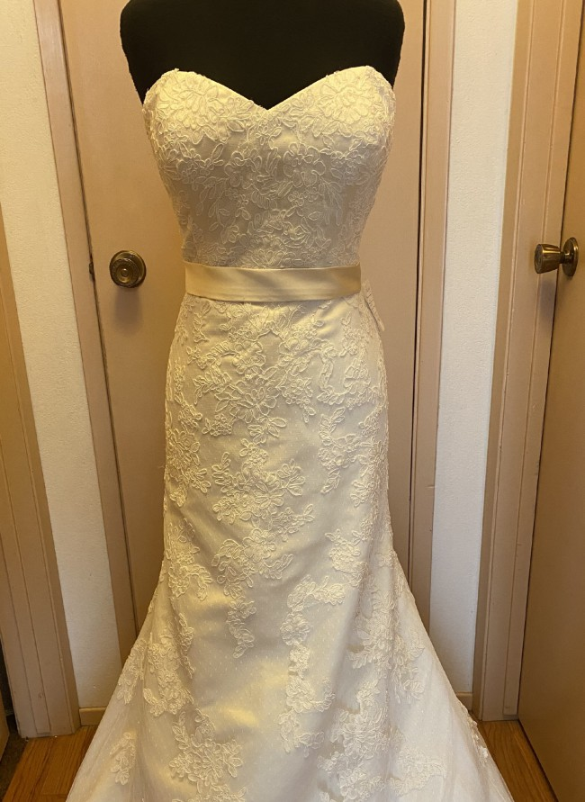 Impressions Bridal 10299