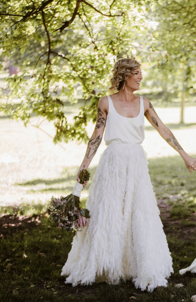 One Day Bridal, Calli Skirt & Top