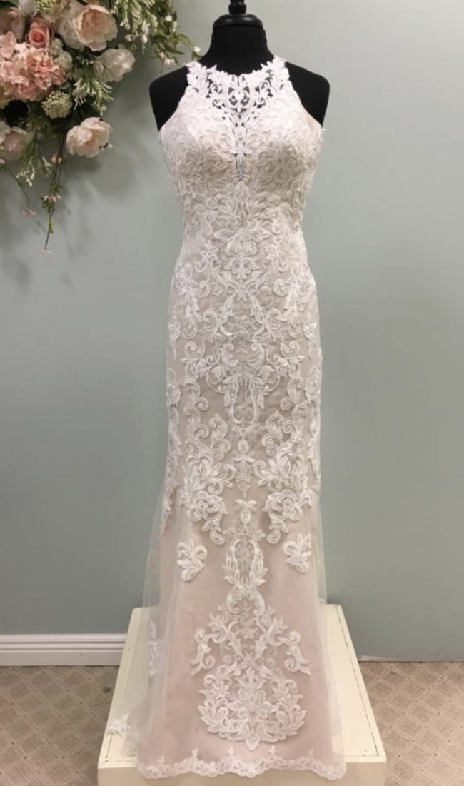 Stella York  Sable Lace and Tulle 6669