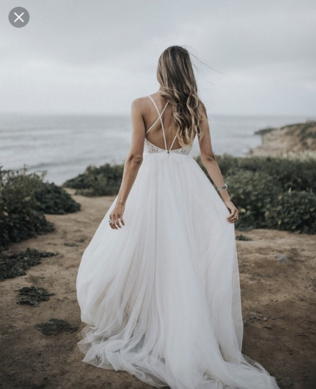 BHLDN, Rosalind Gown