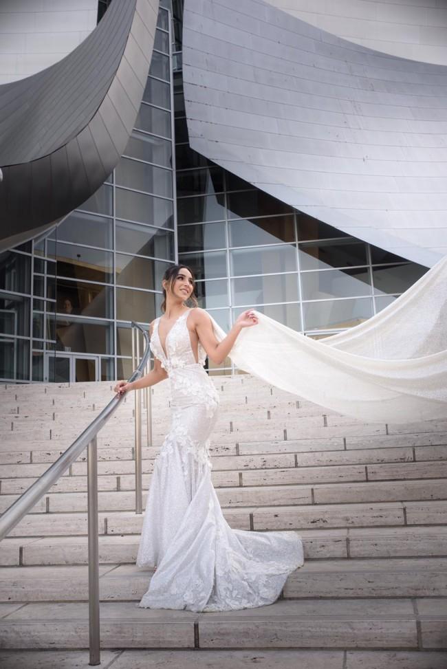 Idan Cohen Elsa Dress