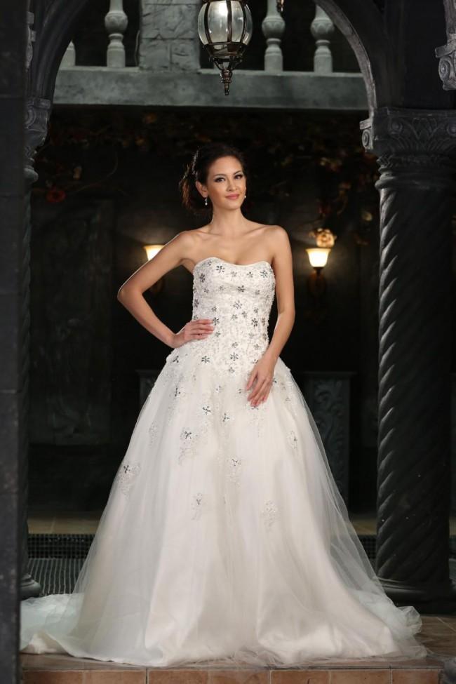 Simply Bridal Emmaline Gown #80421