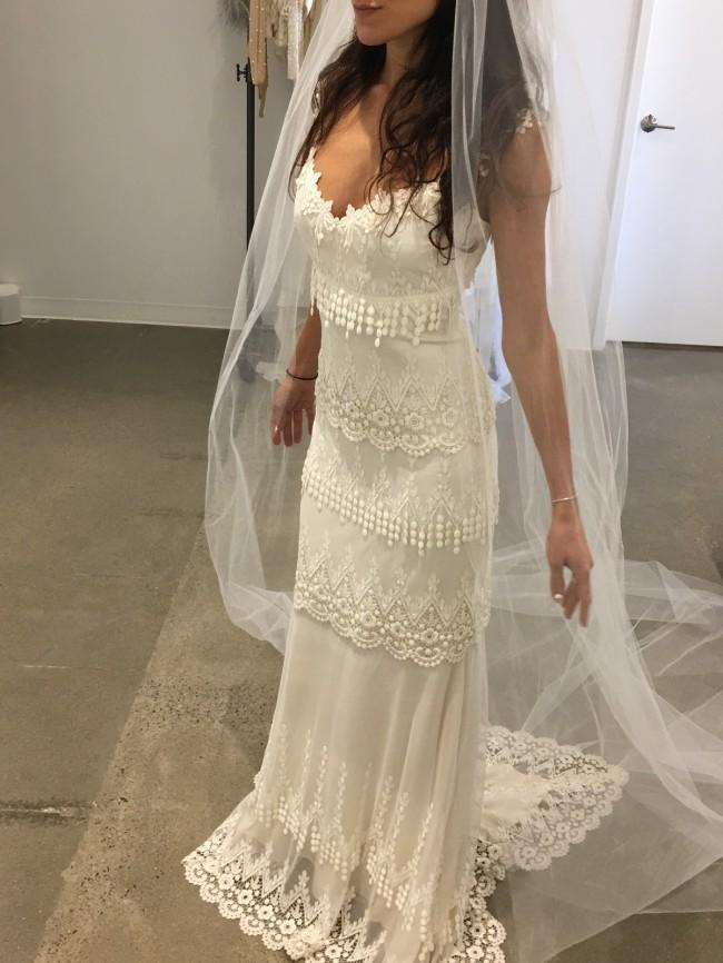 Claire Pettibone Kristene Gown
