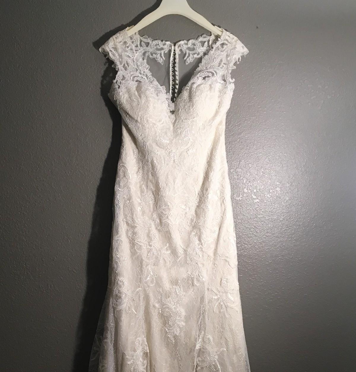 Maggie Sottero Tilda New Wedding Dress On Sale 67% Off