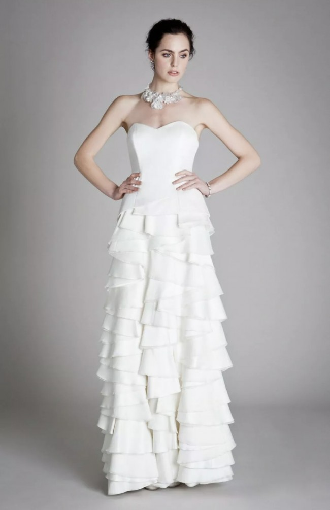 Temperley London Dragon Wedding Dress
