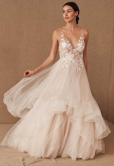 BHLDN Wtoo by Watters Valera Gown